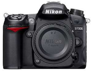 Nikon D7000 Body Only £587.99 delivered at ProCameraShop