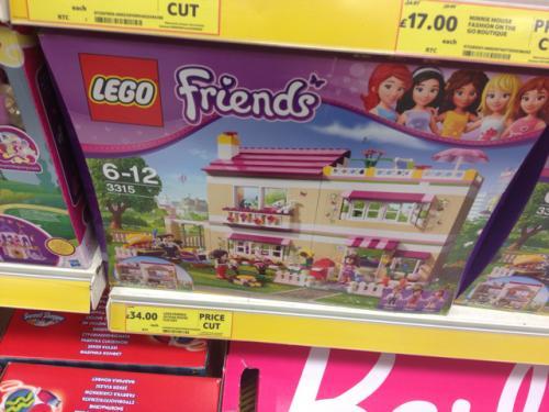 Lego Friends Olivia's House £34 instore @ tesco