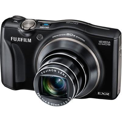 Fujifilm Finepix F770EXR Digital Zoom Camera (refurb 12 month warranty) £116.98 (with code) @ Fujifilm direct