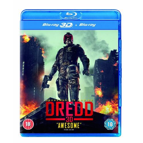 Dredd 3D (3D & 2D Blu-ray) £9.93 @ Play (via Base)