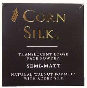 Corn Silk Semi Matt or Satin Loose Powder £3.92 delivered (using code and Subscribe & Save) @ Amazon