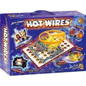 Hot Wires electronics kit for kids £21 instore @ tesco