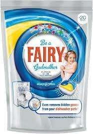 Fairy 20 Dishwasher Tablets £1 at Tesco