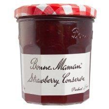 Tesco BONNE MAMAN Strawberry Jam £1.50 (£1 after cashback) was £2.24