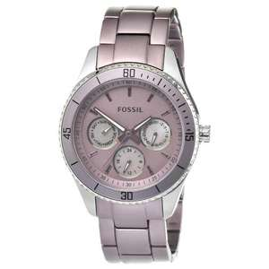 Fossil Women's Stella ES3038 Purple Stainless-Steel Quartz Watch with Purple Dial £49 Sold by WatchinGo and Fulfilled by Amazon