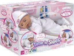 My first Baby Annabell- time to sleep doll £14 instore at Tesco