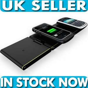 Powermat Portable Charging Docking Mat @ Ebay through fonetrading