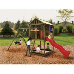 Little Tikes Richmond Tree House £744.95 @ Fun4Kids