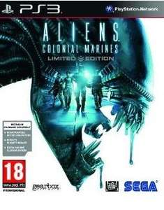 Aliens: Colonial Marines Limited Edition on Amazon PS3 & Xbox