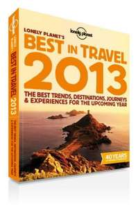 Lonely Planet's Best in Travel 2013 - free book