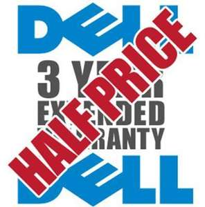 3 Year Collect & Return Warranty For Dell Products - HALF PRICE @saveonlaptops.co.uk