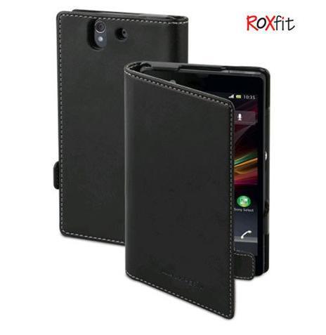Sony Xperia Z SMA5127B Book Case (Officially licensed) @ Kikatek £8.43