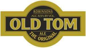 Robinson's Old Tom Beer 4 bottles for £5 @ Asda