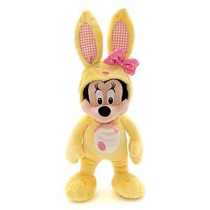 43cm Minnie Mouse Chocolate-scented soft toy £12.95 @ Disney Store