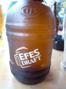 Efes Draft beer 500ml bottle 99p at B&M