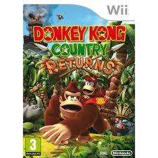 Donkey Kong Country Returns (Wii) £10 at Morrisons