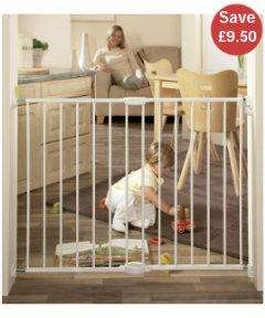 Mothercare Safety gates offers starting at £9.49!