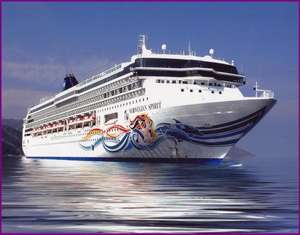 £279 for 9 night cruise with NCL (plus flights to barcelona)