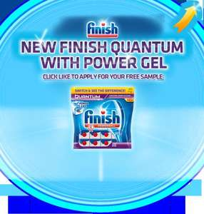 Free sample of New Finish Quantum