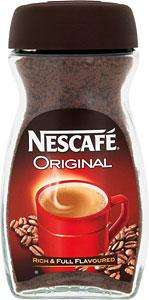 Nescafe Original 200g £3.99 @ Home Bargains