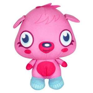 Moshi Monster wind up toys with kids meals at Burger king or can buy for £1