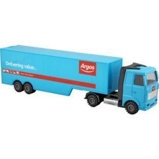 13 Inch Toy Argos Lorry £3.99 @ Argos