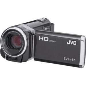 JVC GZHM445 AVCHD 1080p HD Camcorder - Black from Argos at £99.99