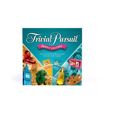 Trivial Pursuit - Family Edition - £7.50 instore @ Sainsburys