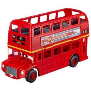 Disney Pixar Cars 2 - Double Decker Bus Carry Case  was £20 now £9.50 instore @ Tesco