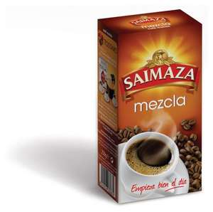 SAIMAZA MEZCLA  GROUND COFFEE 250 GRAM  - Normally £3.85 Now Just 89P  INSTORE @ B&M  STORES