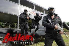 Bedlam Painting Balling for 5 (Full Day) £25.00 ~toptowndeals