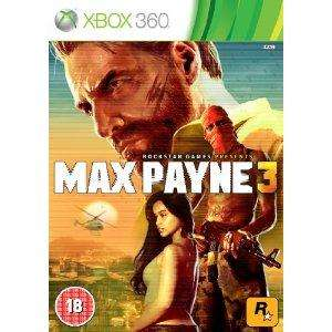 Max Payne 3 £4.49 @  XBox Marketplace download