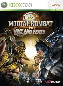 Mortal Kombat vs. DC Universe now  £4.49 @ Xbox Live