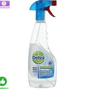 Dettol Anti-Bacterial Surface Cleanser Spray 2 for £2.00 @ Asda - with TCB snap and save £1.80 for 2 (20p cashback)!