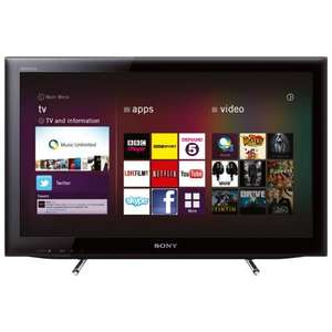 Sony Bravia TVs refurbished - some nearly half price @ Sony Outlet