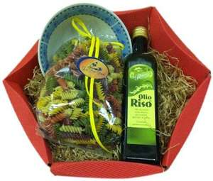 La Mia Pasta Gift Basket £5.54 @ Amazon