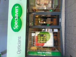Free eye test at Specsavers Barking (usually £21) at SpecSavers