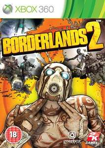 Xbox 360 (PS3 too!) Borderlands 2 Pre-owned £10 using code @ Blockbuster Marketplace