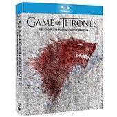 Game of Thrones 1-2 Blu-Ray Boxset - £39.99 @ HMV
