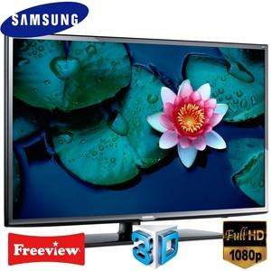 "SAMSUNG UE40EH6030K 40"" 3D LED TV FULL HD BUILT-IN FREEVIEW only £348.99 @ tesco ebay outlet"