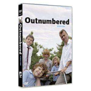 Outnumbered Complete Series One DVD £1.26 delivered @ Directoffersuk
