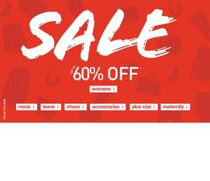 Sale now on at New Look free delivery click and collect from £2