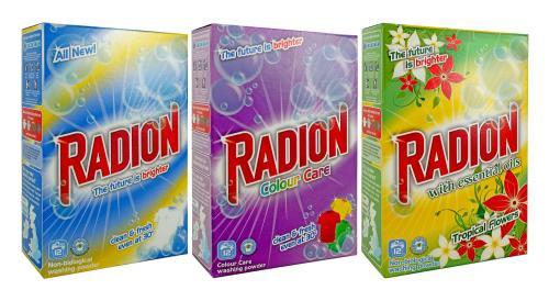 RADION washing powder 0.8kg / 12 wash 50p at Home Bargains