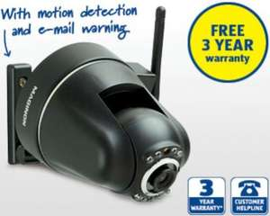 Maginon Wireless IP camera ALDI Sunday special 10th March - £49.99