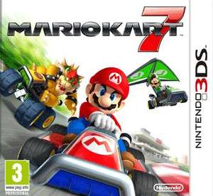 Mario Kart 7 (3DS) pre-owned £18.00 @ Game