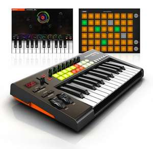 Novation Launchpad & Launchkey - FREE Music Apps for iPad