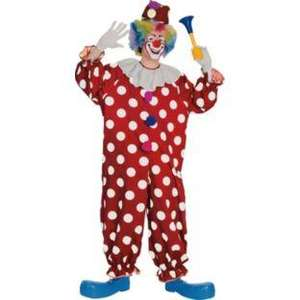 Fancy Dress Clown Costume - Chest Size 38-40 Inches £6.99 @ Argos