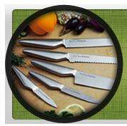 """Sign up for a """"free"""" 5-Piece Chef's Knife Set worth £119.85- Jean-Patrique - £7.99 P&P"""