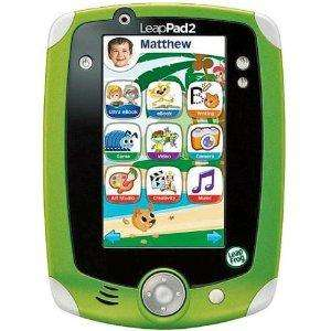 Leapfrog LeapPad 2 Explorer - Green £50.39 Delivered using code @ Mothercare