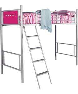 high sleeper bed frame. £69.99 Argos